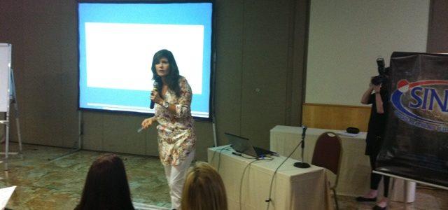 Apresentação Pesquisa Sinarj -2012