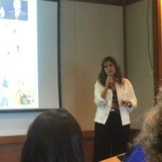 Palestra Márcia Conferência SINARJ – 2018