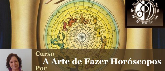 Curso: A Arte de Fazer Horóscopos